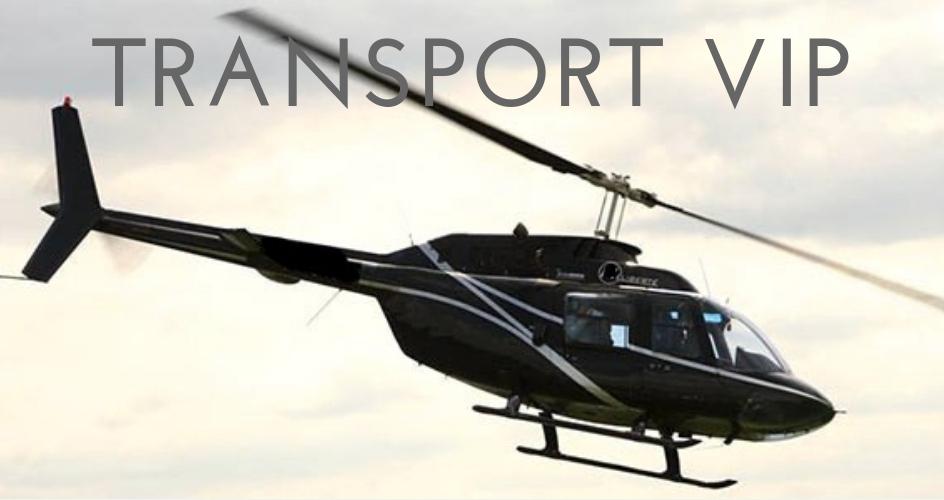 Transport hélicoptère